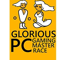 Glorious PC Gaming Master Race Photographic Print