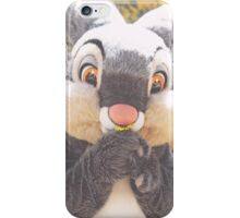Thumper with Flower iPhone Case/Skin