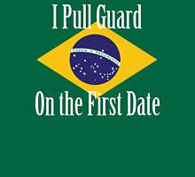 First Date BJJ (White) Unisex T-Shirt