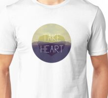 Take Heart Unisex T-Shirt