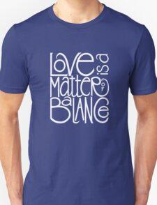 Love Balance T-shirt Unisex T-Shirt