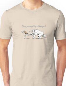 William Shakespeare's Star Wars: Exit, pursued by Wampa Unisex T-Shirt