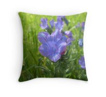 Pattersons Beautiful Curse Throw Pillow