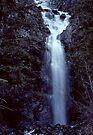 Jasper Waterfall by Allen Lucas