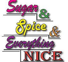 Sugar & Spice by artwerks