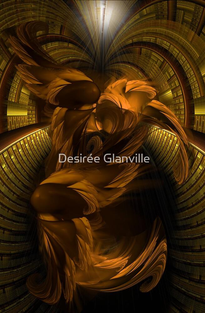 Starlight Dancer - Kayak by Desirée Glanville