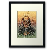 Forest Witch Framed Print