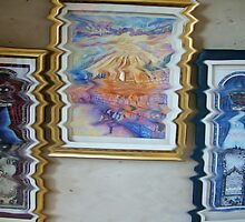 Wallhangings by tzfat