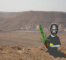 Desert simcha by tzfat