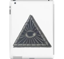Eye of Providence Sketch iPad Case/Skin