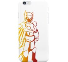Zero from Megaman (Second Variation) iPhone Case/Skin
