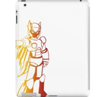 Zero from Megaman (Second Variation) iPad Case/Skin