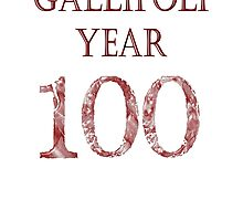 Gallipoli Year 100 by scholara