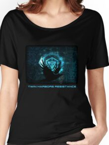 Twin Harbors Resistance Women's Relaxed Fit T-Shirt