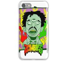 FLATBUSH ZOMBIES RAP HEAD OF DEAD iPhone Case/Skin