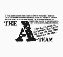 A-TEAM One Piece - Long Sleeve