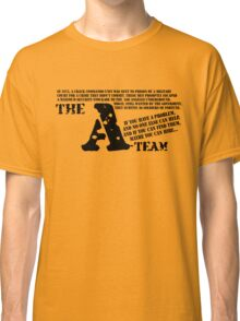 A-TEAM Classic T-Shirt