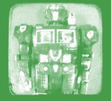 Do the Robot - TTV One Piece - Short Sleeve