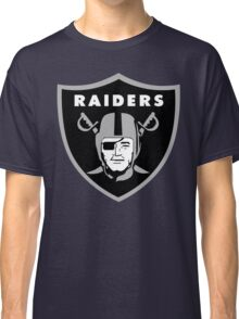 Ice Cube Raiders Classic T-Shirt
