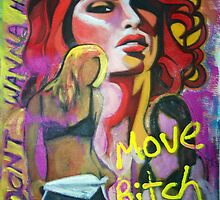 move bitch by Lee Wilde
