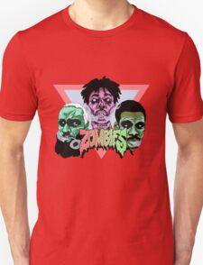 FLATBUSH ZOMBIES FBZ THREE HEAD OF ANGLES T-Shirt