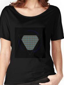 Shapes and Patterns Women's Relaxed Fit T-Shirt