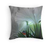 Beauty From The Bottom Up Throw Pillow