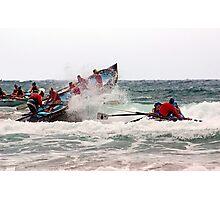 Lorne SLSC surf carnival Feb 2009 (34) Photographic Print