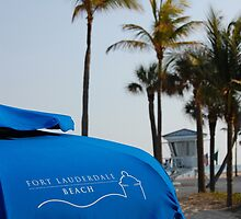 Fort Lauderdale Beach by Craig Bernstein