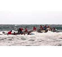 Lorne SLSC surf carnival Feb 2009 (35) Photographic Print