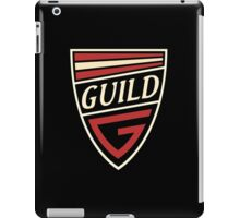 Guild Guitars iPad Case/Skin