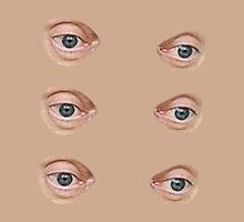 Buscemi eyes by trashdog