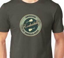 Vintage Americana Rockabilly Unisex T-Shirt