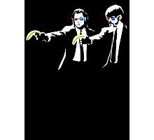 Pulp Fiction Banksy Photographic Print