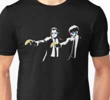 Pulp Fiction Banksy Unisex T-Shirt