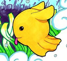 Dumbo Octopus by zerojigoku