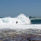 surfers at Jakes point, Kalbarri...Western Australia by AussieSteve1961