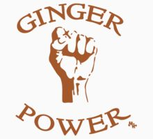 Ginger Power! by MookHustle