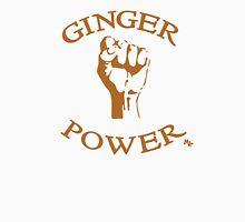 Ginger Power! Men's Baseball ¾ T-Shirt