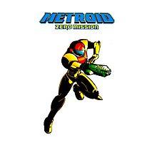Metroid: Zero Mission Photographic Print