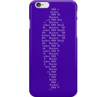 Skye, Hacker (084?) iPhone Case/Skin