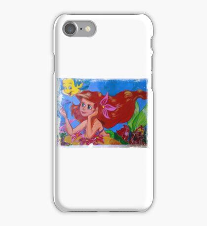 Little Marmaid iPhone Case/Skin