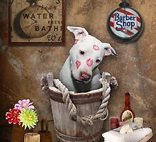Bath Time by Beverly Lussier