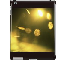 Gold bullion 999.9 abstract still life square Hasselblad medium format  c41 color film analogue photo iPad Case/Skin