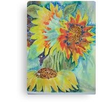 Sunflower Giants' : £100 Canvas Print