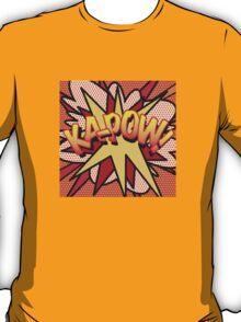 Comic Book KA-POW! T-Shirt
