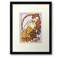 Harrington Framed Print