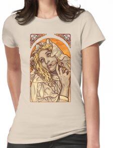 Mucha Zombie Shirt Womens Fitted T-Shirt