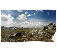 Snowys Main Range Poster