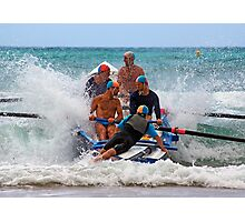 Lorne SLSC surf carnival Feb 2009 (42) Photographic Print